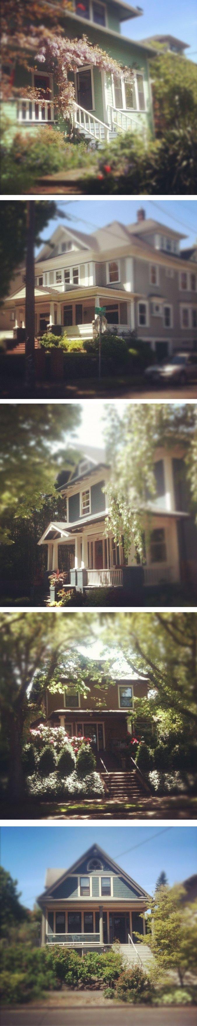 SE PDX Houses