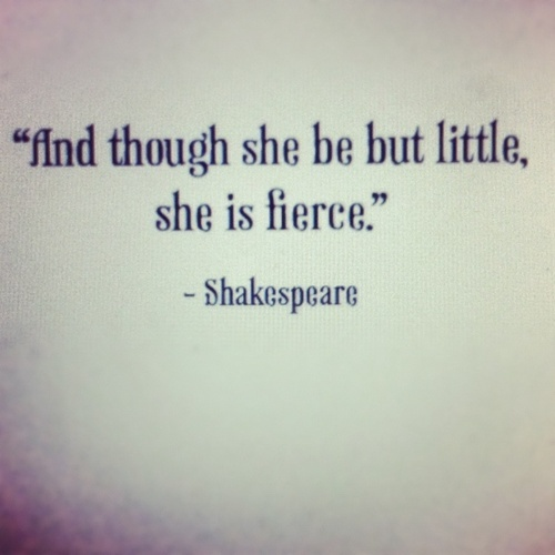 Shakespeare- source unknown