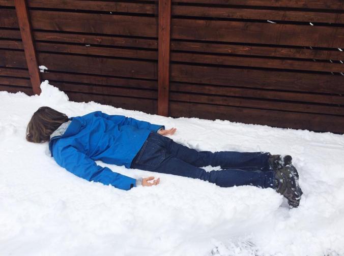 Snow Days Got me Like....